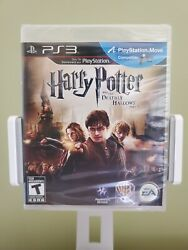 Harry Potter And The Deathly Hallows Part 2 Sony Playstation 3, 2011 New