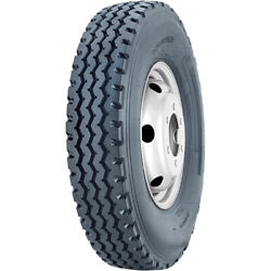 4 New Westlake Cr926b 315/80r22.5 Load J 18 Ply Dc Steer Commercial Tires