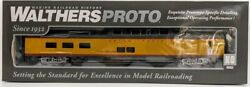 Walthers 920-18153 Ho Scale Union Pacific Upp 85' Acf Dome-diner Passenger Car