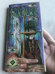 Windows Signed By Ray Garton Hardcover Limited 1st New