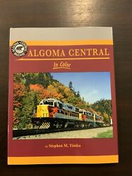 Algoma Central Railway In Color - Morning Sun, By Stephen M. Timko
