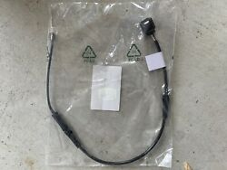 Genuine Mclaren Front Brake Pad Wear Sensor Cable Assembly 11m1397cp New 1pc