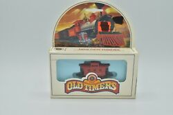 Central Pacific Caboose Bachmann 1860 Old Timers No. 5569 N Scale New