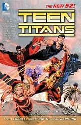 Teen Titans Tp Vol 01 Its Our Right To Fight Lobdell 9781401236984 New-