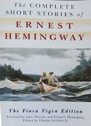 The Complete Short Stories Of Ernest Hemingway By Hemingway, Ernest New-
