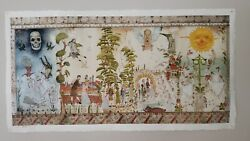 Limited Edition Mu Pan A24 Midsommar Movie Project Art Print Poster Signed