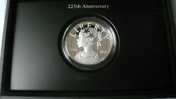 Lot 2 2008-w 1 Oz 999 Silver Dcam Proof Us Coin American Silver Eagle Dollar