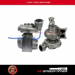 Twin Turbochargers Turbo For 1998-2013 Caterpillar C15 741154-9011s