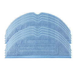 Mop Cleaning Cloths Fits For Roborock S7 T7s T7s Plus Robot Vacuum Cleaner