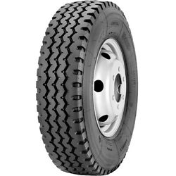 4 New Trazano Cr926b 315/80r22.5 Load J 18 Ply All Position Commercial Tires