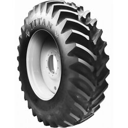 4 New Titan Hi-traction Lug 9.5-24 Load C 6 Ply Tractor Tires