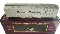 ✅mth Premier Great Northern 50' Airslide Covered Car 20-97725 For O Scale Train