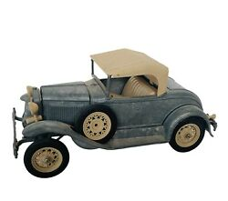 Hubley Car Lancaster Usa Classic Automobile Coup Ford Metal Antique Vtg Toys Usa
