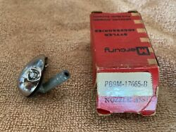 1959 Mercury Nos Windshield Washer Nozzle Assembly P9mb-17a602-b