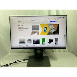 Dell P2419h Flat Panel Monitor 24 1920x1080 169 Used - Good