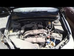 Engine 2.5l Vin E 6th Digit Canada Pzev Emissions Fits 11-13 Forester 17201620
