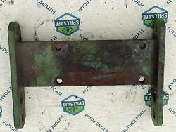 John Deere 40 420 430 Tractor T Front Weight Cultivator Bracket Tricycle