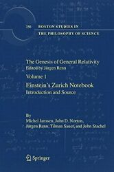 The Genesis Of General Relativity Sources And Renn-