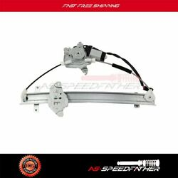 1995-1999 Window Regulator With Motor For Nissan Maxima Front Left