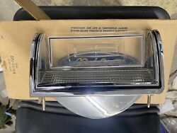 Nos Lincoln Mark V Rh Turn Signal Diamond Jubilee Collectors 1977 1978 1979 D7ly