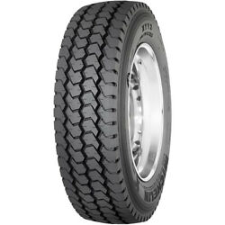 4 New Michelin Xty2 275/70r22.5 Load J 18 Ply Trailer Commercial Tires