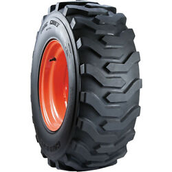 4 New Carlisle Trac Chief 15-19.5 Load 12 Ply Industrial Tires