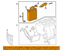 Toyota Oem 1999 Camry 2.2l-l4 Hvac-ac And Heater Assembly 8705006200