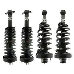 Kyb Strut Plus Shocks And Spring Assembly Set For 2017 Lincoln Navigator 4wd Rwd