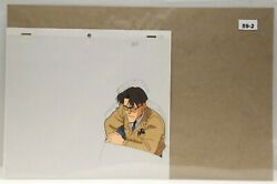 Ghostbusters Original Production Drawing And Cel 59-2 Used Cond.