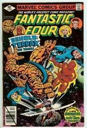 Fantastic Four 211 6.0 // 1st Appearance Of Terrax Direct 1979