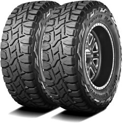 2 Toyo Open Country R/t Lt 285/75r16 126/123q E 10 Ply Rt Rugged Terrain Tires
