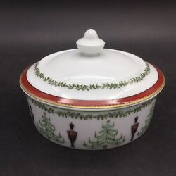 Grenadiers Limoges Trinket Box Christmas Happy Holiday Toy Soldier