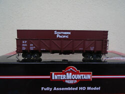 Intermountain Southern Pacific Beet Service Gondola 35180 Plywood Extensions Sp