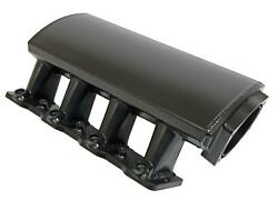 Intake Manifold Fuel Injected 102mm Bore Size Alum. Black Chevy Ls1 Ls2 Ls6 Each