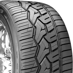 4 New Nitto Nt420v 285/35r22 106w Xl A/s High Performance Tires