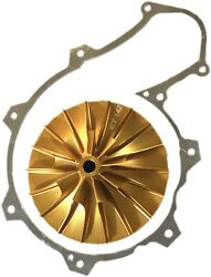 Seadoo300 Xxx Et142 Rxprxtgtx Supercharger Impeller And Spacer 2016-2021