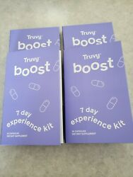 30 Day Supply Truvisionhealth Truboost +tuvy Boost  Weight Loss + Energy