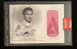 1st Win 2020 Topps Dynasty Formula 1 Sergio Perez Auto Patch /10 Red Bull Racing