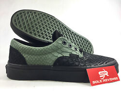 Mens New X Harry Potter Sneaker Collection Slytherin Black Era Shoes
