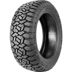 2 Tires Fury Country Hunter R/t Lt 37x13.50r17 Load D 8 Ply Rt Rugged Terrain