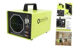 Commercial Ozone Generator 30,000mg/h Air Purifier Multifunctional O3 Ionizer