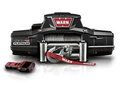 Warn Zeon Platinum 12 Winch With Wire Rope And 12000 Lb. Capacity 92820
