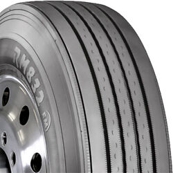 4 Roadmaster By Cooper Rm832 295/75r22.5 Load G 14 Ply Steer Commercial Tires
