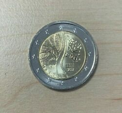 Estonia 2017 2 Eur Coin Path To Independence Unc From Mint Roll. Km102