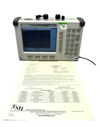 Anritsu S332d Site Master W/option 29 Power Meter Calibrated