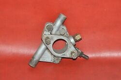 1962 Ford Falcon 144 6 Cyl Engine 1bbl Carburetor Water Spacer Plate C2de-9a589