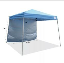 10and039 X 10and039 Speedy Pop Up Canopy Tent White Commercial Water Resistant Shelter
