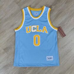 Nwt Russell Westbrook Ucla Blue Retro Brand Mens Jersey Bruins College Ncaa New