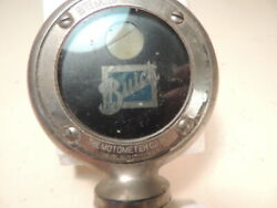 1920and039s 1930and039s Buick Boyce Motometer Temperature Gauge Vintage Antique