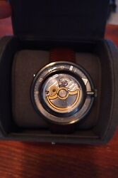 New Xeric Invertor Automatic Gunmetal Brown Limited Edition 206/999
